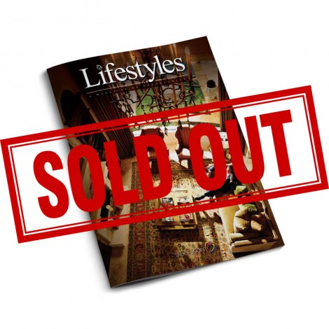 Lifestyles Magazine - Issue 2 (10 pack) - SALE!!!