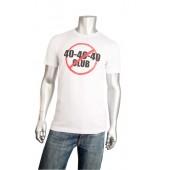 """40 40 40 Club"" Short Sleeve T-Shirt"