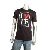 """I Heart TF"" Short Sleeve T-Shirt"