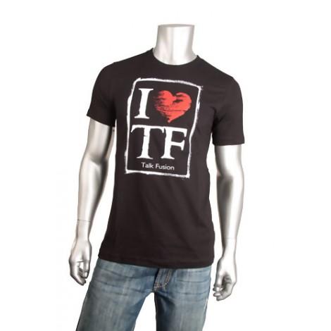 """""""I Heart TF"""" Short Sleeve T-Shirt"""