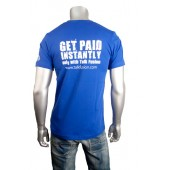 """Instant Pay"" Short Sleeve T-Shirt"