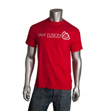 Talk Fusion Gildan Short Sleeved T-Shirt