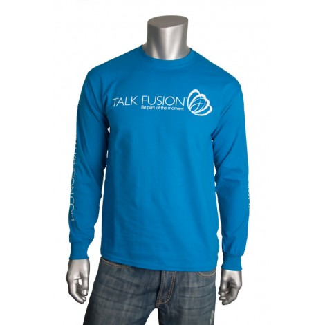 Talk Fusion Gildan Long Sleeve T-Shirt
