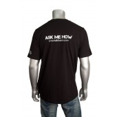 "Men's V Neck ""I Get Paid To Play"" T-Shirt"