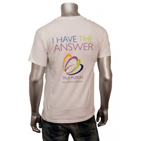 """The Answer"" Short Sleeve T-Shirt"
