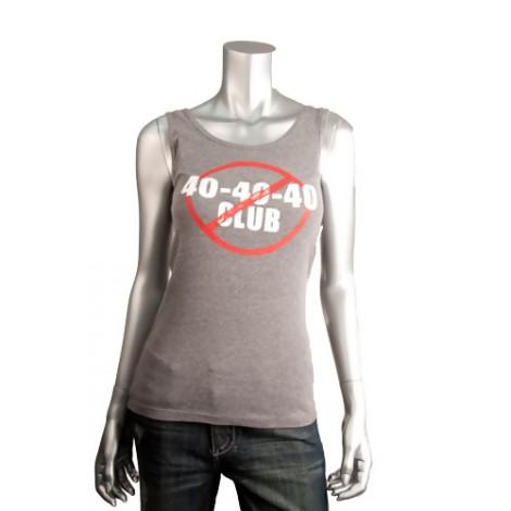 "Women's ""40 40 40 Club"" Tank Top"