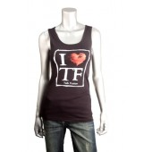 "Women's ""I Heart TF"" Tank Top"