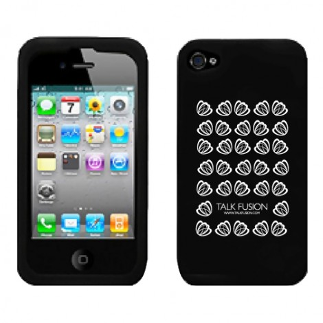 Talk Fusion Multi-Logo iPhone 4/4S Case
