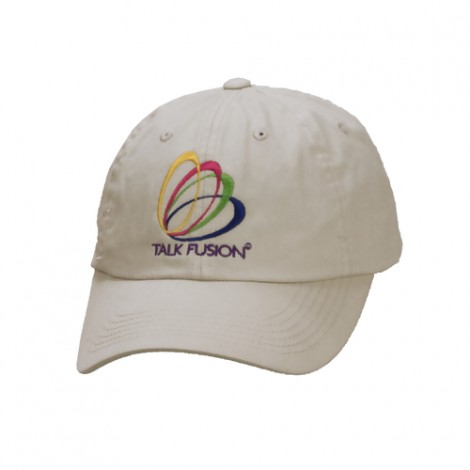 Talk Fusion Garment Washed Hat