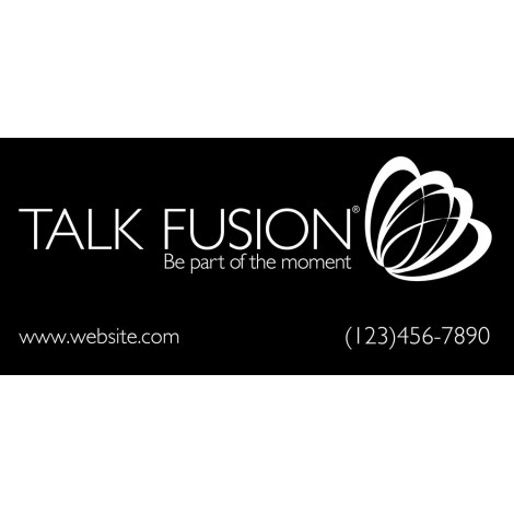 "Customizable White 26"" x 12"" Window Decal - 3"