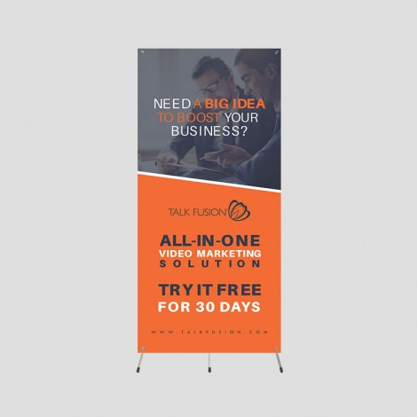 Big Idea - 5ft Grasshopper Banner