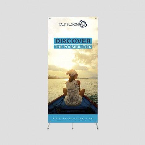 Discover the Possibilities - 5ft Grasshopper Banner