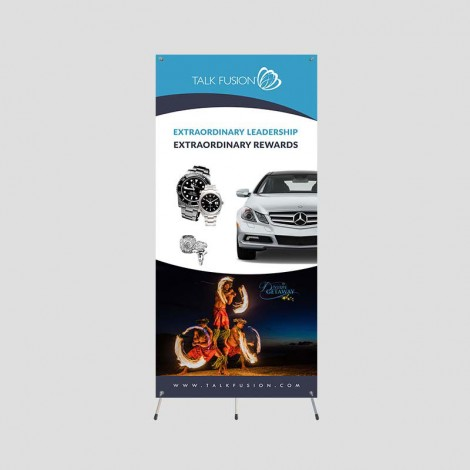 Extraordinary Rewards - 5ft Grasshopper Banner