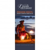 Dream Getaway - 6.5ft Retractable Banner
