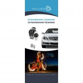Extraordinary Rewards - 6.5ft Retractable Banner