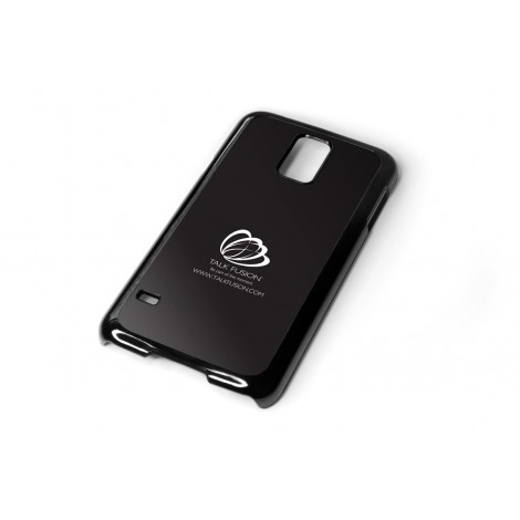 Talk Fusion Samsung S5 Case Single-Logo