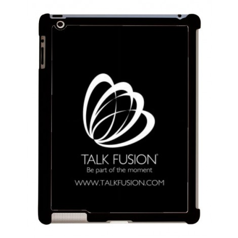 Talk Fusion iPad Case Single Logo
