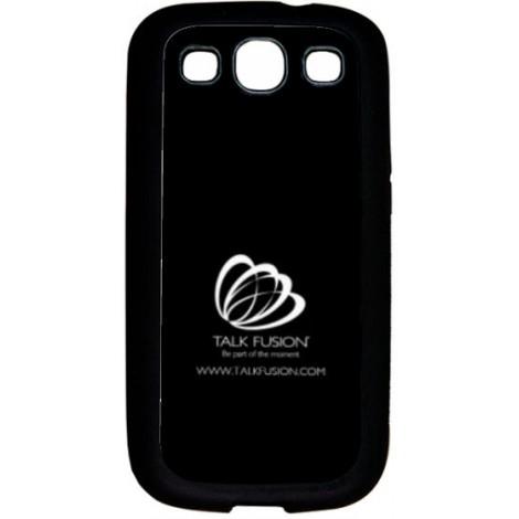 Talk Fusion Samsung S3 Case Single-Logo