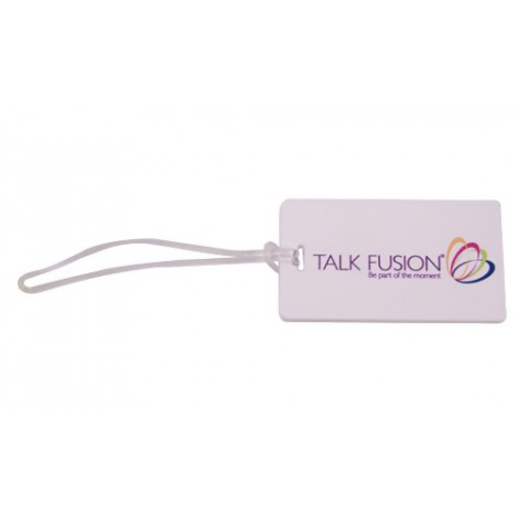 Talk Fusion Luggage Tag