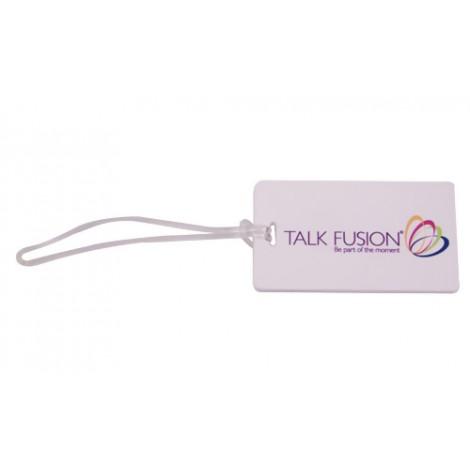 Talk Fusion Luggage Tag