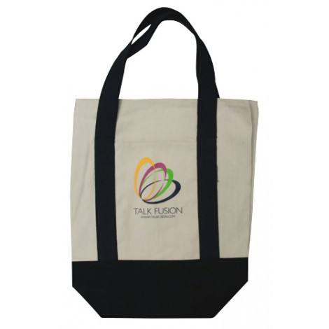 Talk Fusion Tote Bag